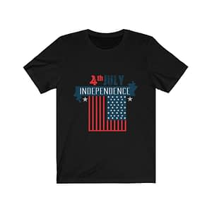 4th of July independence T-s...