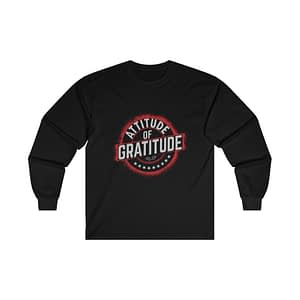 ATTITUDE Long Sleeve Tee