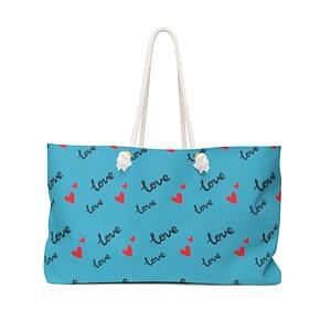 Love Weekender Bag