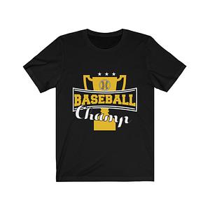 Baseball Champ T-shirt