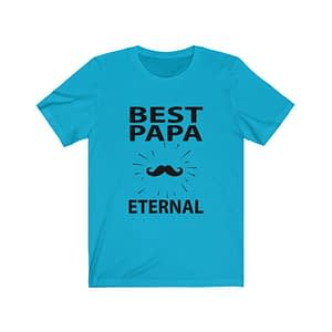 Best Papa Eternal T-shirt