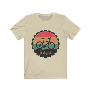 A Bicyclist Vintage T-Shirt