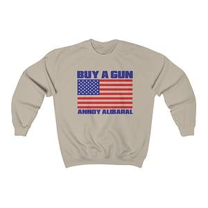 Buy a gun Annoy alibaral Uni...
