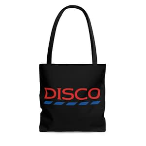 Tesco Disco logo Tote Bag