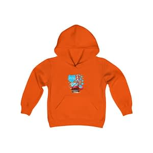 hello Youth Hoodie