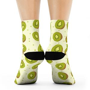 Kiwi Socks 3/4 Crew ,Ankle ,...