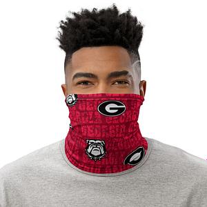 Georgia Bullogs Neck Gaiter
