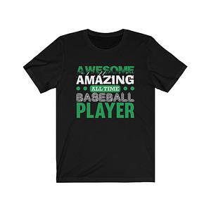 Awesome Baseball Player T-sh...