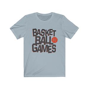 Basketball Games T-Shirt