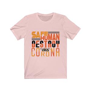 Safe Human T-shirt