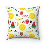 cute fruits Pillow