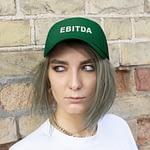 EBITDA Unisex Twill Hat