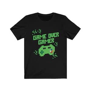 Game Over Gamer T-Shirt