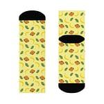monkey banana  Socks 3/4 Cre...