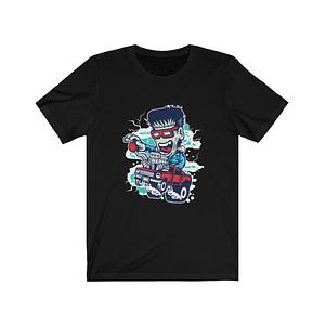 Frank Race T-Shirt