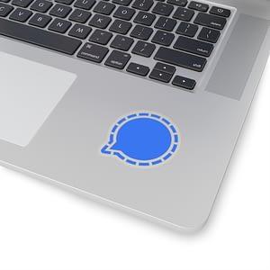 Signal Logo  Stickers