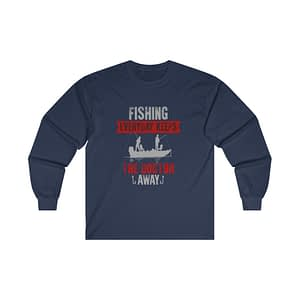 Fishing  Long Sleeve Tee