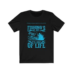 Fishing S Not Just A Sport I...