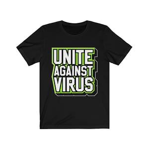 Unite Against Virus T-shirt