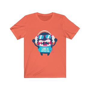 I Like Super star T-Shirt