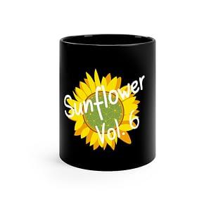 Sunflower Vol. 6 Black mug 1...