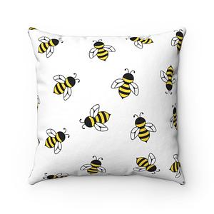 bee seamless Pillow