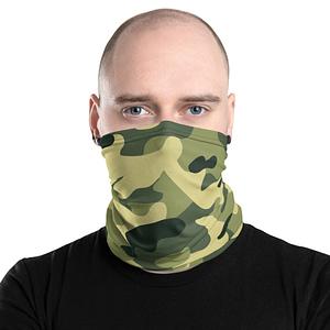 camouflage Neck Gaiter