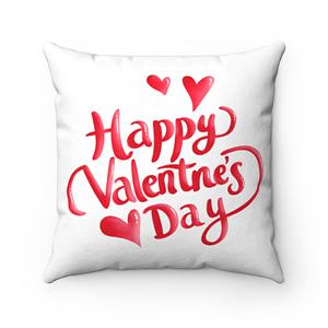 happy valentines day Pillow