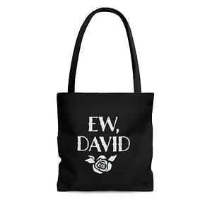 Ew David Tote Bag