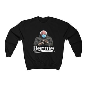 Bernie Sanders Mittens Unise...