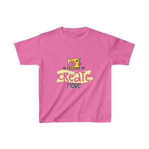 Create more Kids Heavy Cotto...