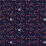 Heart Microfiber Duvet Cover