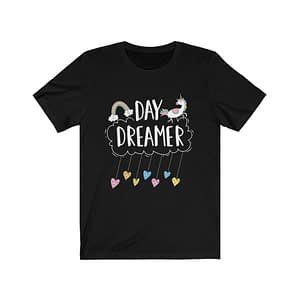 Day Dreamer Unicorn T-Shirt