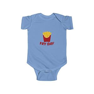 Fry Day Bodysuit