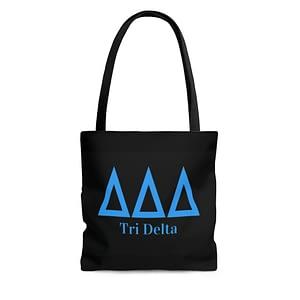 Tri Delta  Bag