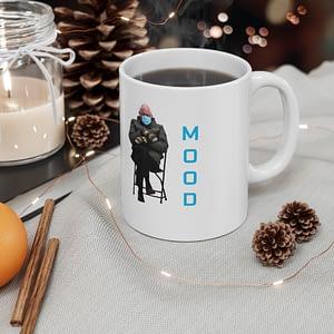Bernie Mood Mug