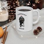 Bernie Sanders Inauguration Mitten Mug
