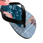 flamingo Unisex Flip-Flops
