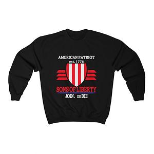 American Patriot est 1776 Un...