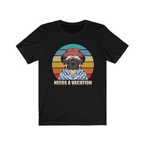Needs A Vacation T-Shirt