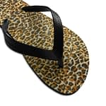 Leopard Print Unisex Flip-Fl...