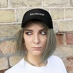 balenciaga Unisex Twill Hat