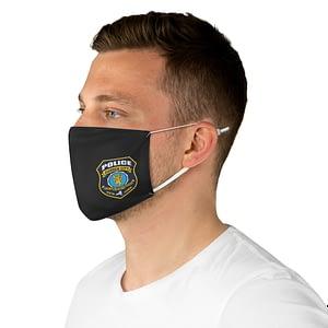 Garden City Police Face Mask