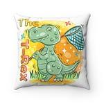 cute t-rex   Pillow