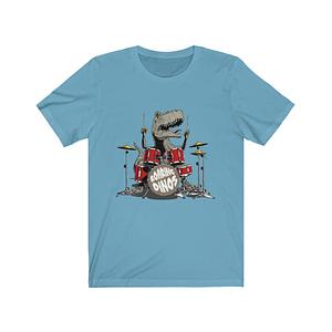 Dinosaur Music T-Shirt